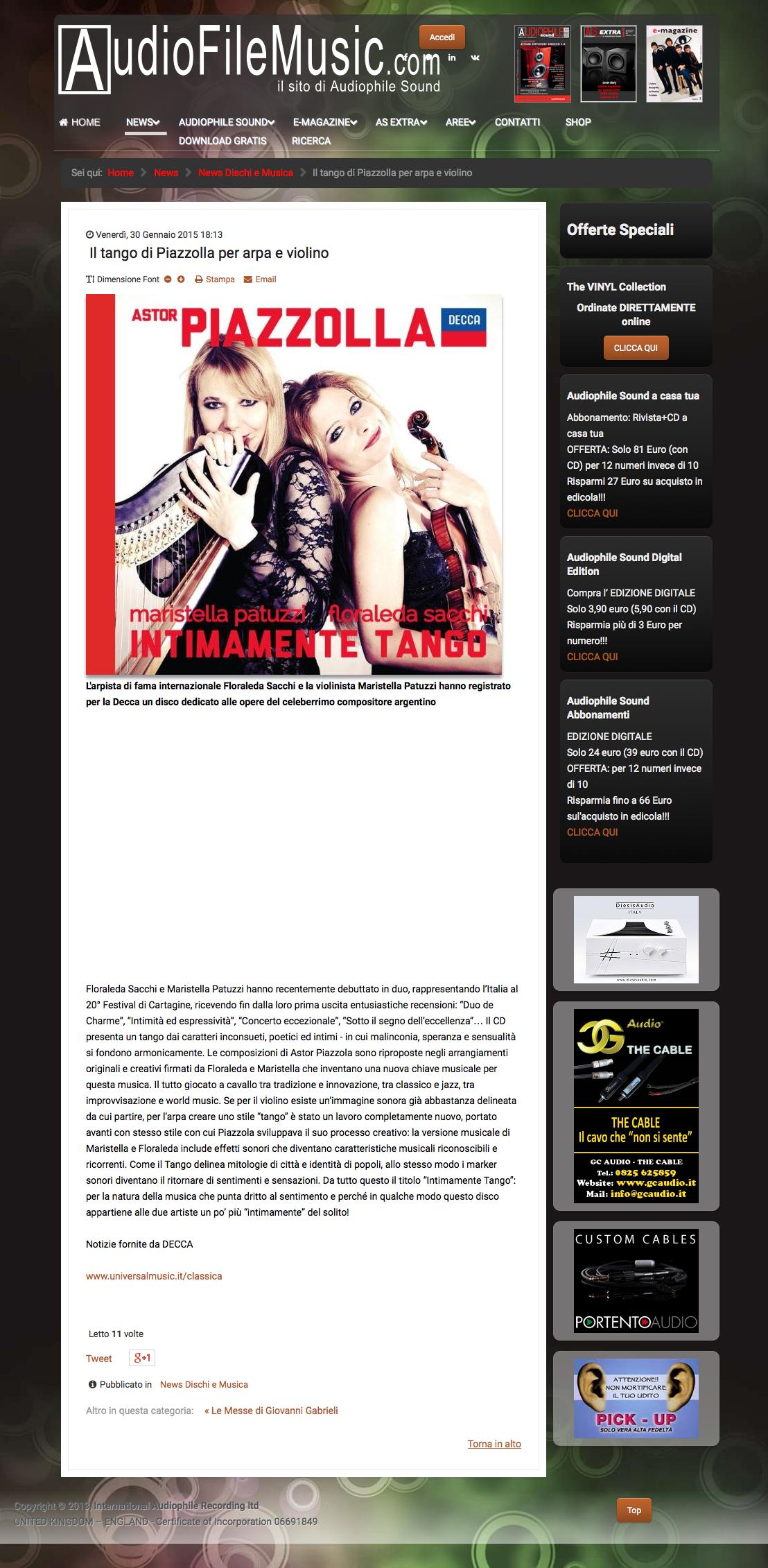 audiofilemusic.com